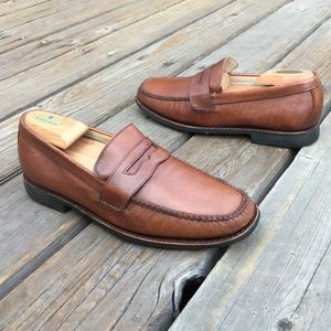 Men's JOHNSTON MURPHY AINSWORTH Penny Loafers
